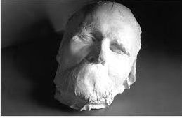 Totenmasker Friedrich Nietzsche