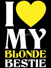 blonde-bestie
